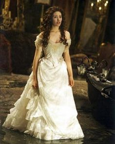 Wedding ideas and inspiration for a musical theatre/ Moulin Rouge styled wedding dress - Phantom of the opera wedding Movie Wedding Dresses, Halloween Wedding Dresses, Wedding Dress Costume, Wedding Movies, Wedding Things, Dream Wedding, Opera Dress, Best Costume Design, Wedding Dress Gallery