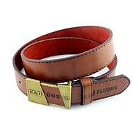 Men Work/Casual Alloy/Leather Waist Belt. Get unbelievable discounts up to 60% Off at Light in the Box using coupons.