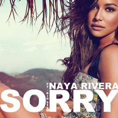 Naya Rivera : L'actrice de Glee se lance en solo avec le single, Sorry - StarsBlog.fr