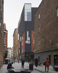 Photographers' Gallery in London, ODonnell+Tuomey Architekten