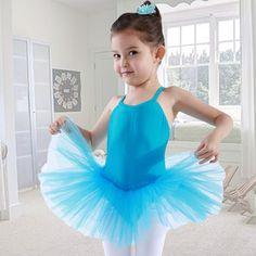Pas cher Des enfants dansent tulle fille robe ballet jarretelles robe fitness vêtements performance wear costume léotard livraison gratuite fronde, Acheter  ballet de qualité directement des fournisseurs de Chine: