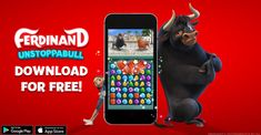Ferdinand Movie, Water Movie, Game Keys, The Shape Of Water, Candy Crush Saga, Music Items, Match 3, Game Guide, Dance Moves