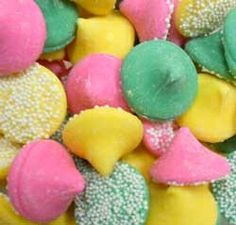 mint chocolate nonpareils, kosher candy, mint candies