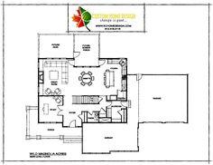 Wild Magnolia Acres Main Level Floor #KCHomeDesign #NewConstruction #CustomDesign #Architecture #ArtisanHome #Artisan #DreamBig #Design #ArtisanDesign