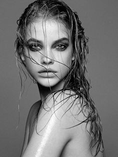 Barbara Palvin by Nico for Madame Figaro October 31st, 2014