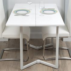 Folding Dining Table Console On Room Design Ideas With High Small regarding proportions 1280 X 875 White Folding Kitchen Table And Chairs - Undoubtedly, te Wall Mounted Dining Table, White Dining Table, Dining Table Design, Dining Table Chairs, Dining Area, Dining Sets, Folding Kitchen Table, Foldable Dining Table, Modern Kitchen Tables