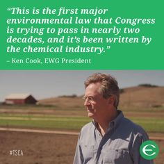 Here are the top 10 problems with the industry's chemical bill: http://www.ewg.org/enviroblog/2015/03/industry-chemical-bill-worse-current-law