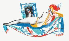 Difícil não se apaixonar pelo trabalho da brasileira Catarina Bessell | IdeaFixa