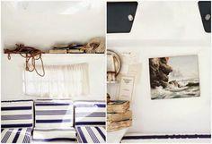 Glamping el arte de decorar las caravanas
