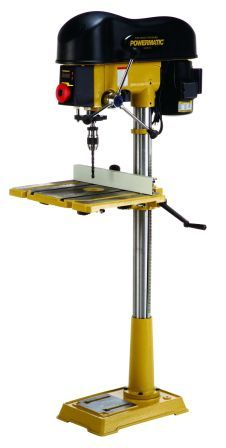 The drill press, large or small, is one of the essential tools of a well supplied shop. Drill Press Table, Speed Drills, Project Ideas, Projects, Shop Ideas, I Shop, Woodworking, Belt, Tools