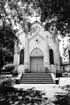 1954 - Paróquia São Lucas (primeira igreja anglicana de Londrina )