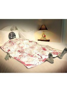 Amazon.com: Bloody Death Bed Zombie Prop: Home & Kitchen