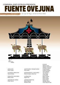 COMPAÑIA JOSÉ ESTRUCH PRESENTA, FUENTEOVEJUNA de Lope de Vega Versión: Rocio Bello