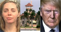 Mindy McGillivray, 36, claims Donald Trump grabbed her in a sexual way in 2003 while she was at a concert at his Mar-a-Lago resort. However, she's just another big liar, playing a part in a media hoax, hoping to stop the Republican candidate from winning the presidency. The truth is coming out, and Americans are pissed off that the lying media is helping Hillary's campaign play dirty to win our White House.