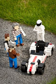 Top Gear - Legos