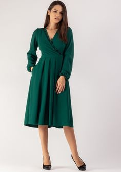Colectie - Moze Fashion Dresses For Work, Dresses With Sleeves, Smart Casual, Shoe Boots, Lady, Shirt Dress, Long Sleeve, Model, Shirts