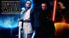 Cello Wars (Star Wars Parody) Lightsaber Duel - ThePianoGuys, via YouTube.  This is great and very funny at the same time.