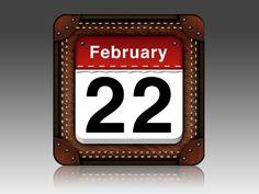 Calendar iOS Icon