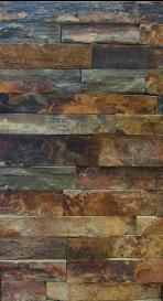 1000 Images About Fireplace Stone On Pinterest Slate Rust And Copper