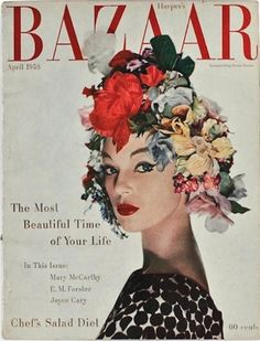 Harper's Bazaar is almost my bible!