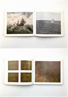 A voyage on the North Sea, Marcel Broodthaers