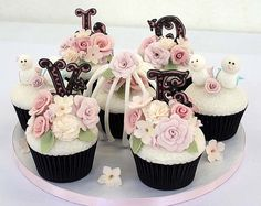 Wedding Cupcakes Pictures | Beautiful Cake Pictures
