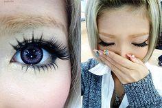 Gyaru Makeup; Mayupan!~