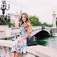 Julia Engel in Paris