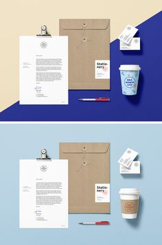 Showcase your branding projects with FREE Identity & Branding PSD MockUp Vol 15.  Hope you guys enjoy!
