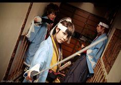 Hakuouki cosplay