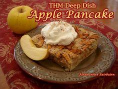 THM Deep Dish Apple Pancake (E)