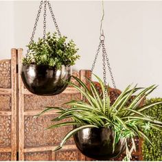 August Grove Gordonsville Multi Level 3 ft x 3 ft Solid Wood Raised Garden Metal Hanging Planters, Hanging Pots, Decorative Planters, Window Planter Boxes, Planter Pots, Planter Liners, Self Watering Planter, Iron Wall, Houseplants