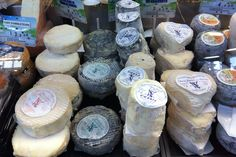 goat cheese Cheese Cave, French Cheese, Goat Cheese, Country, Architecture, Creative, Food, Art, Products