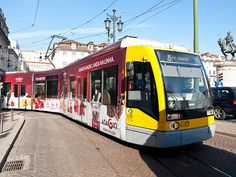 Tranvía 15. Lisboa.