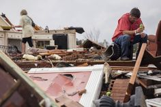FEMA Under Trump Fails To Help After Tornados Devastate S.E. The Incompetence Is Showing Already.