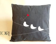 Popular items for felted love birds on Etsy