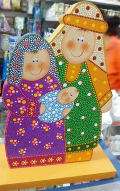 Pesebres tomados de la web :: RT Decoraciones y algo más... Christmas Nativity Scene, Christmas Time, Nativity Scenes, Christmas Crafts, Christmas Decorations, Christmas Ornaments, Holiday Decor, Dot Art Painting, Painting On Wood