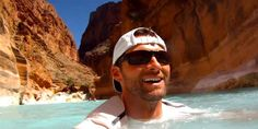 Did you know you can swim to the Grand Canyon? That's because Havasu Creek merges into the Colorado River there.