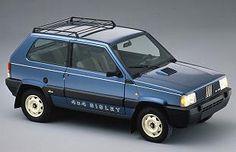Fiat Panda Sisley 4x4