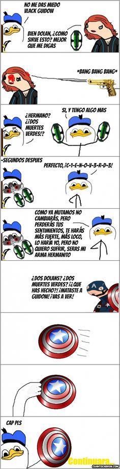 LA MUERTE VERDE: PARTE 3        Gracias a http://www.cuantocabron.com/   Si quieres leer la noticia completa visita: http://www.estoy-aburrido.com/la-muerte-verde-parte-3/
