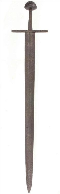 Ollin type XII sword, high medieval.