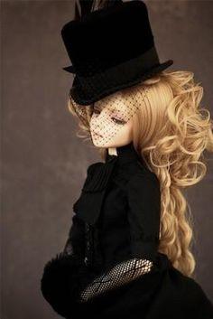 Victorian doll 2
