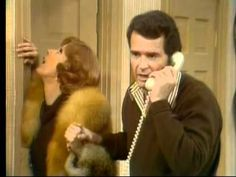 The Carol Burnett Show - Rockford Necking with Carol Burnett