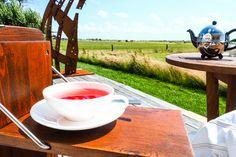 Teekontor Keitum / Insel Sylt lädt immer wieder zum entspannen ein !