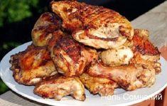 Очень простой рецепт маринада для куриного шашлыка. Не пожалеете! | Ноль сомнений | Яндекс Дзен