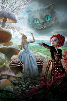Ideas Phone Wallpaper Quotes Disney Alice In Wonderland Alice In Wonderland Artwork, Alice In Wonderland Aesthetic, Alice And Wonderland Quotes, Wonderland Party, Tim Burton Art, Tim Burton Films, Arte Grunge, Mad Hatter Costumes, Lewis Carroll