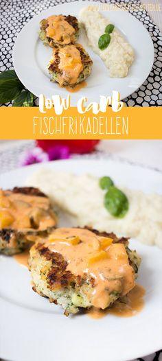 Low Carb Fischfrikadellen www.lowcarbkoestlichkeiten.de