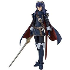 Good Smile Fire Emblem: Awakening: Lucina Figma Action Figure >>> Click image to review more details. (This is an affiliate link) #GrownUpToys
