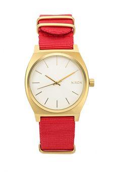 Часы Nixon Nixon NI001DUSCA29 Gold Watch, Watches, Accessories, Wristwatches, Clocks, Jewelry Accessories