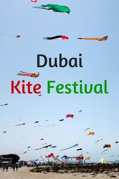 Dubai Kite Festival 2016 - a post about lonely expat life in the Middle East, Ladies Nights, KFC and kite flying on While I'm Young and Skinny